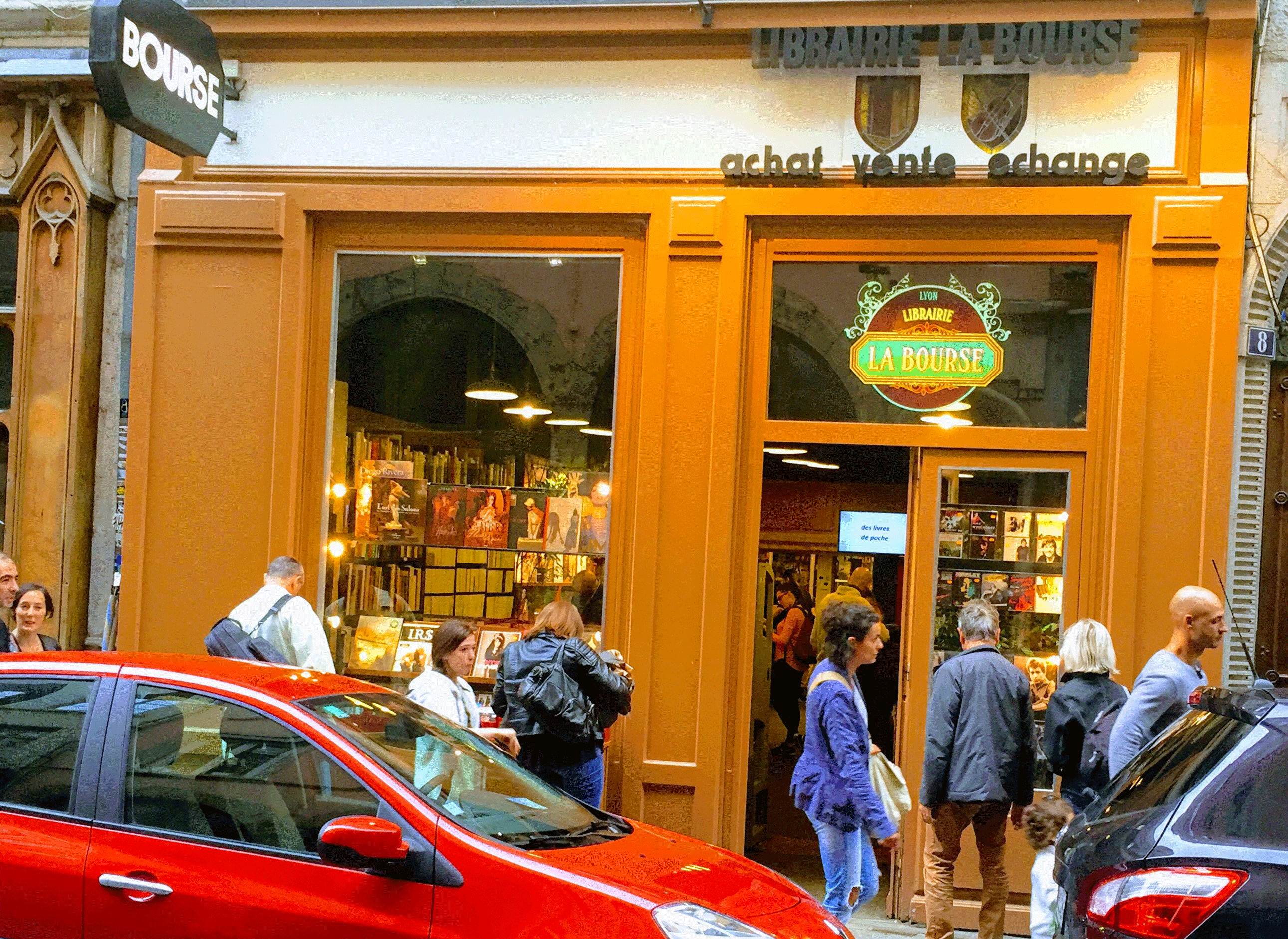 8 rue Lanterne, Lyon 01